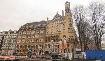 Restauratie en Renovatie Hard Rock Amsterdam American Hotel