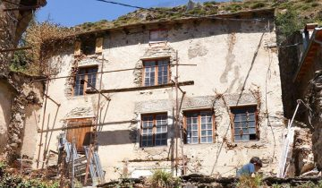 Huizencomplex Nohedes, Franse Pyreneeën